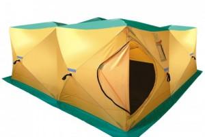 Палатки-бани от компании ТРАМП